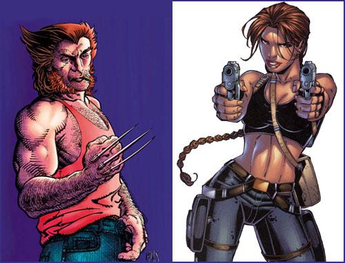 Wolvie & Lara