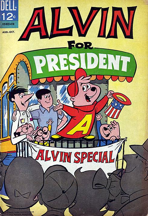 Alvin for Prez (1964)