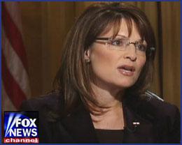 Sarah on Fox