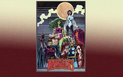 Avengers circa 1988