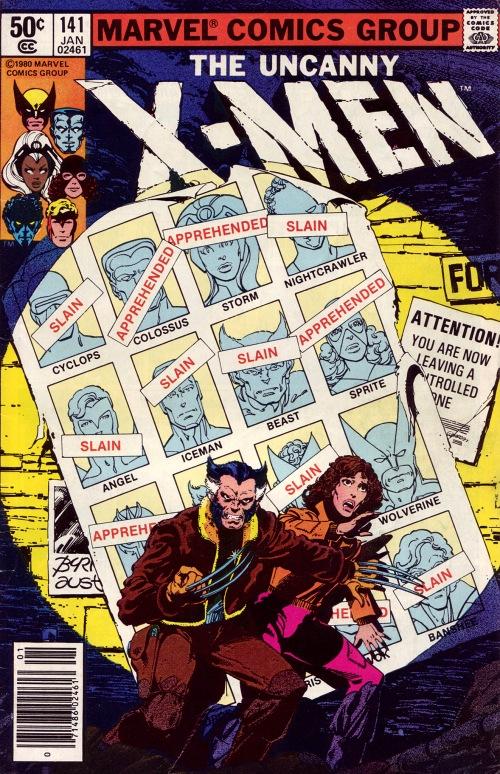 001-Uncanny X-Men-141-John Byrne
