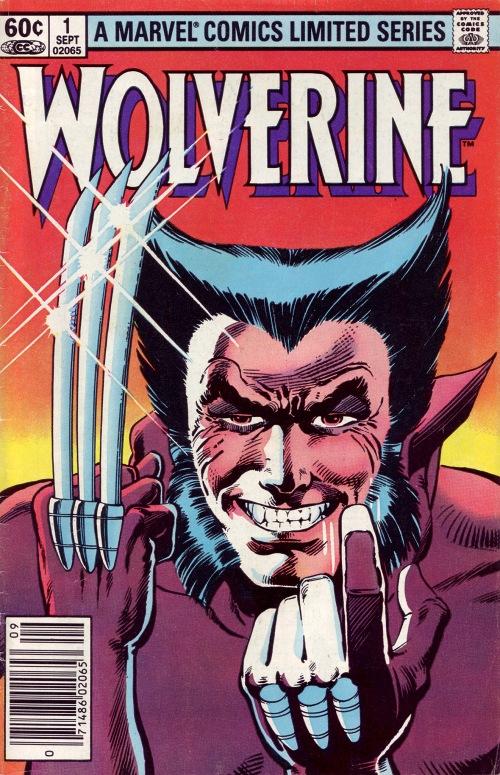 005-Wolverine LS-01-Frank Miller
