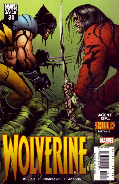 006-Wolverine-31-John Romita Jr.