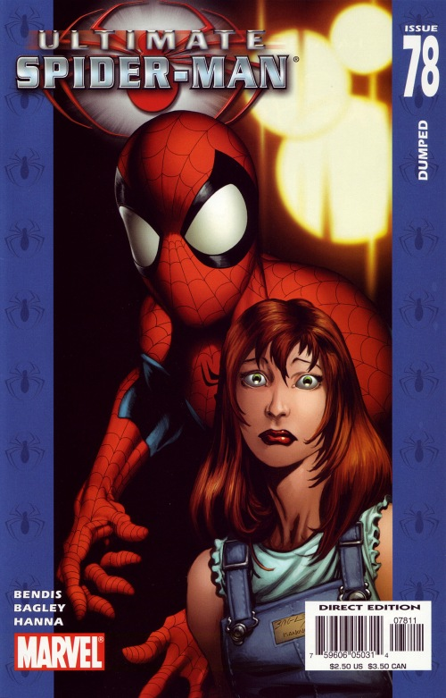 011-Ultimate Spider-Man-78-Mark Bagley