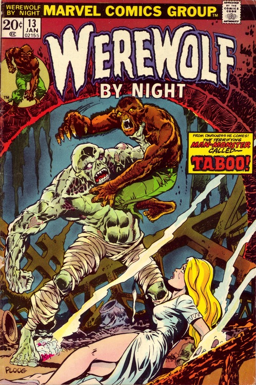 013-Werewolf by Night-13-Mike Ploog