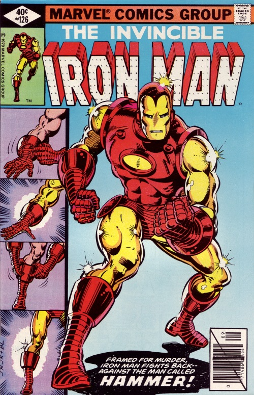 026-Iron Man-126-John Romita Jr