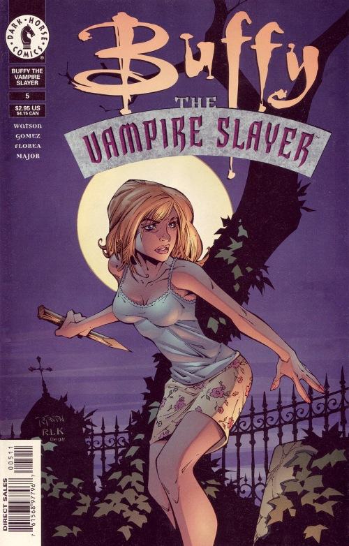 029-Buffy the Vampire Slayer-05-Randy Green