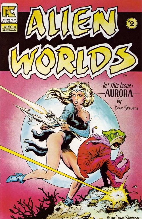 030-Alien Worlds-02-Dave Stevens