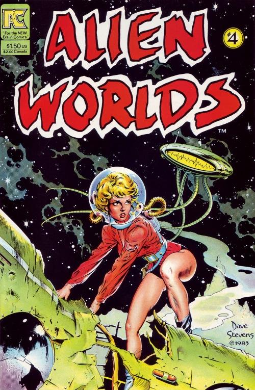 031-Alien Worlds-04-Dave Stevens
