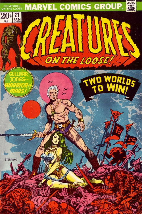 032-Creatures on the Loose-21-Jim Steranko
