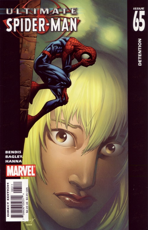 035-Ultimate Spider-Man-65-Mark Bagley
