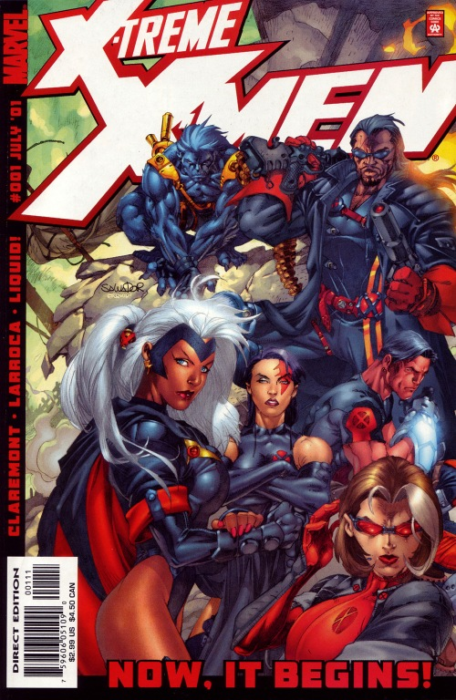 037-X-Treme X-Men-01-Salvador Larroca