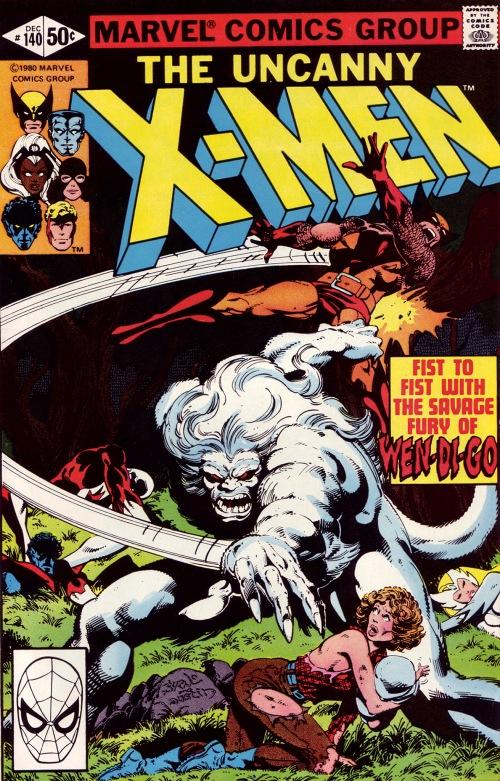 041-Uncanny X-Men-140-John Byrne