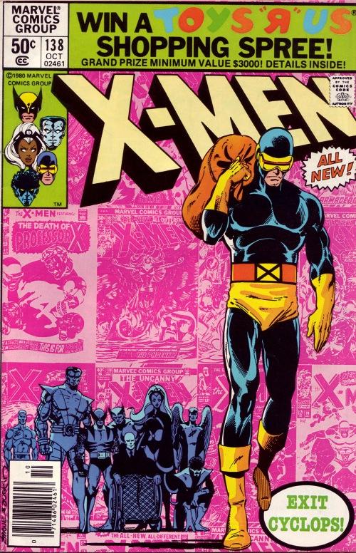 042-Uncanny X-Men-138-John Byrne