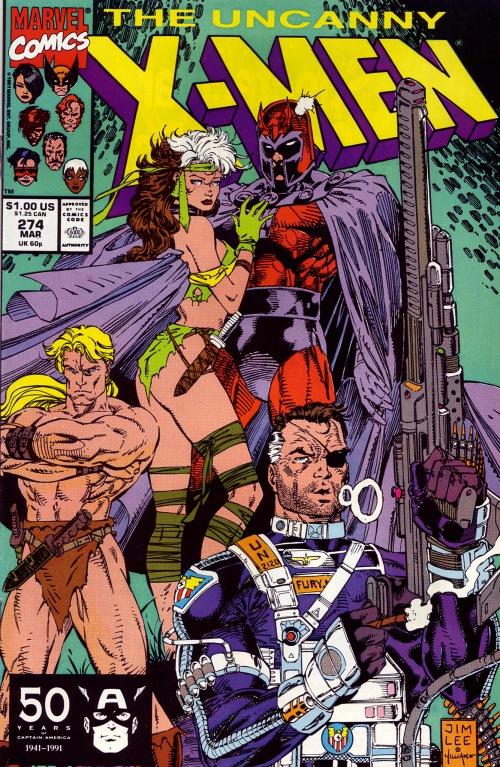 046-Uncanny X-Men-274-Jim Lee