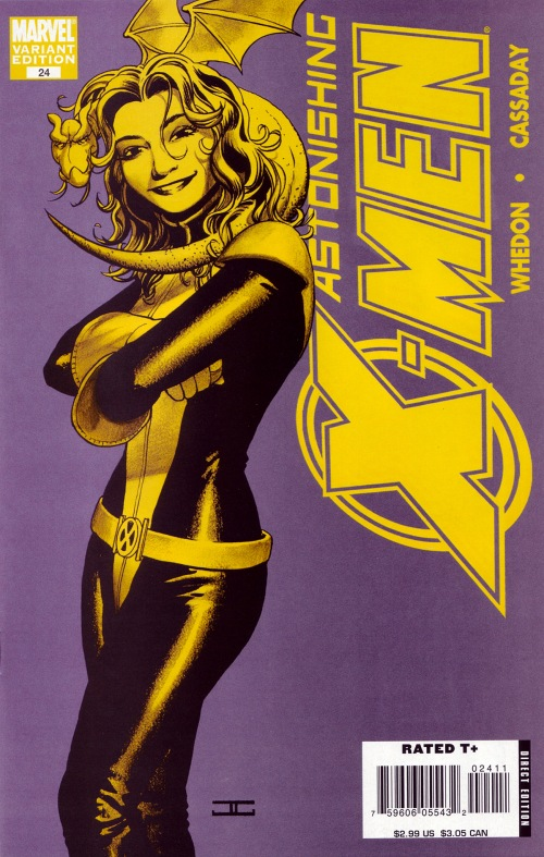 076-Astonishing X-Men 24-John Cassady