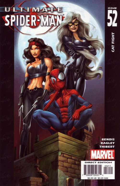 082-Ultimate Spider-Man-52-Mark Bagley