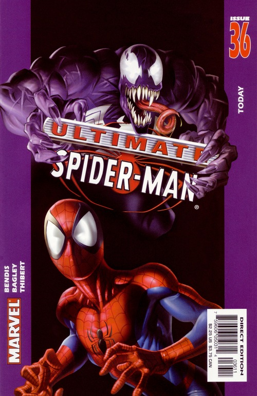 089-Ultimate Spider-Man-36-Mark Bagley