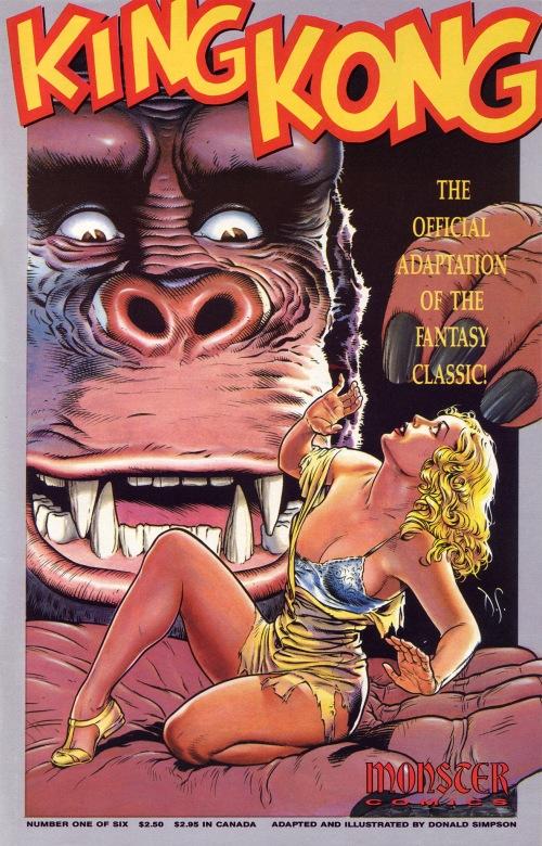 092-King Kong-01-Dave Stevens
