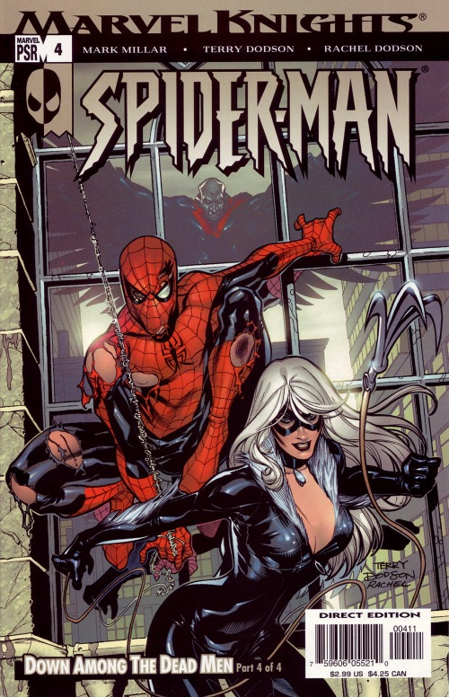 095-Marvel Knights Spider-Man-04-Terry Dodson