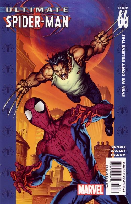 098-Ultimate Spider-Man-66-Mark Bagley
