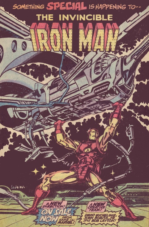 Iron-Man-AD-Steve Leialoha