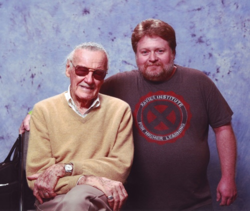 Stan-Lee-Larry-Robertson-FandomFest2013