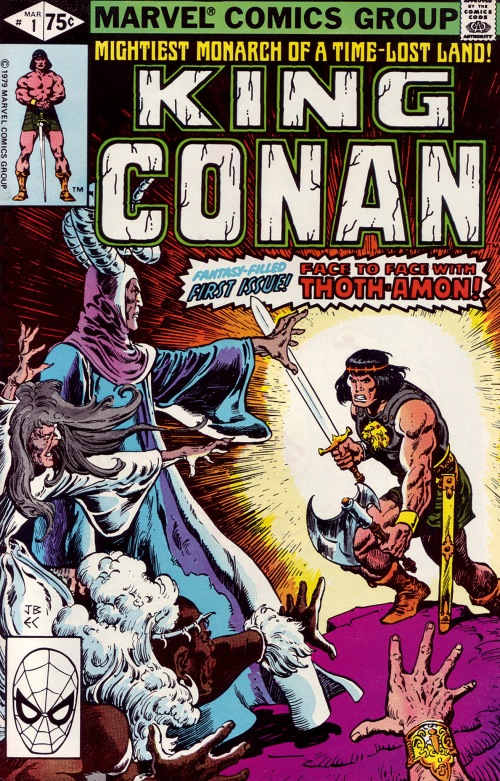 015-King Conan-01-John Buscema