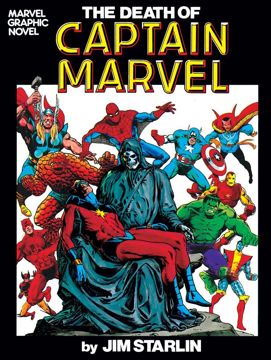 Captain Marvel the Movie | the Hobbit Hole